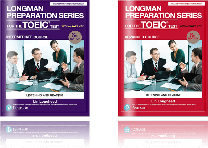 多益 |TOEIC用書:Longman Preparation Series for the TOEIC Test