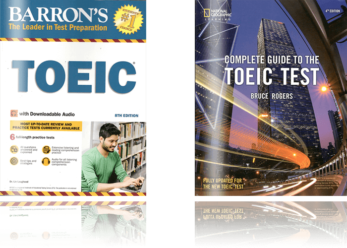 【TOEIC | 多益教材】Barron's TOEIC, Complete Guide to the TOEIC® Test