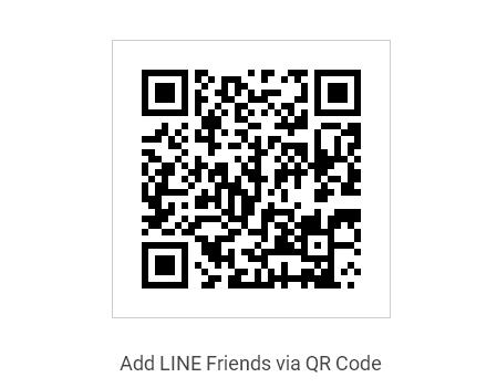 加入時代國際的官方line